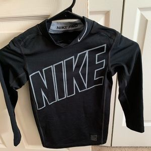 Nike boys compression shirt